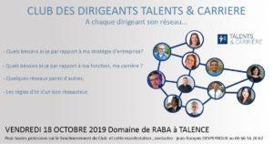 Talents & Carrière Conseil en Outplacement à Paris et Bordeaux L'importance du Reseautage pour le dirigeant