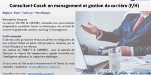 Poste-Coach-management-gestion-carriere-Paris-Pays-Basque-Toulouse