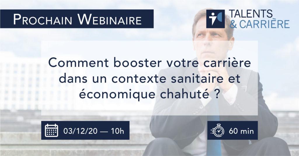 Talents & Carrière Conseil en Outplacement à Paris et Bordeaux webinaire-3-decembre